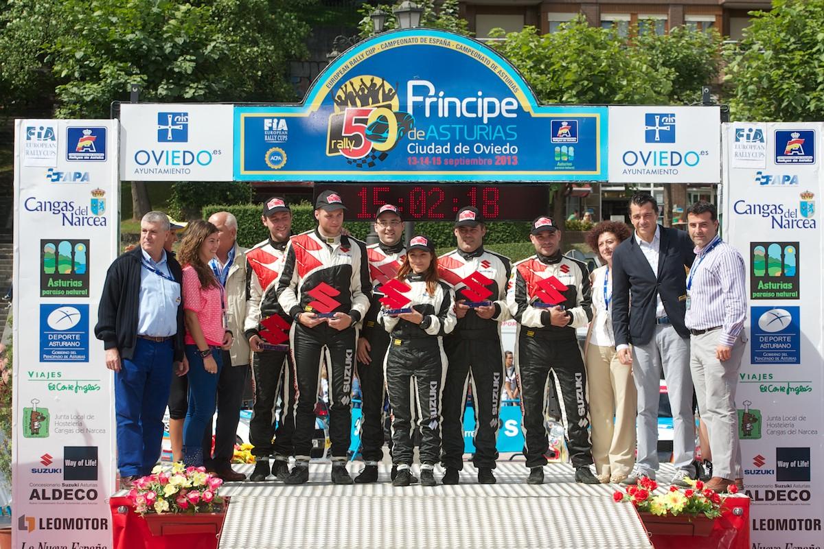 RALLYE PRINCIPE DE ASTURIAS 15 DE SEPTIEMBRE DE 2013  50 Rallye Príncipe de Asturias